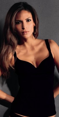 viania bh hemd mit gef tterten cups schwarz b c d 75 90 ebay. Black Bedroom Furniture Sets. Home Design Ideas